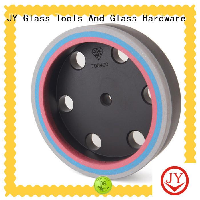 JY custom resinoid grinding wheels free design for grinding glasses