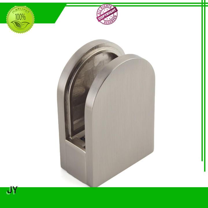 Zinc Alloy Glass Handrail Clamps GC-013F