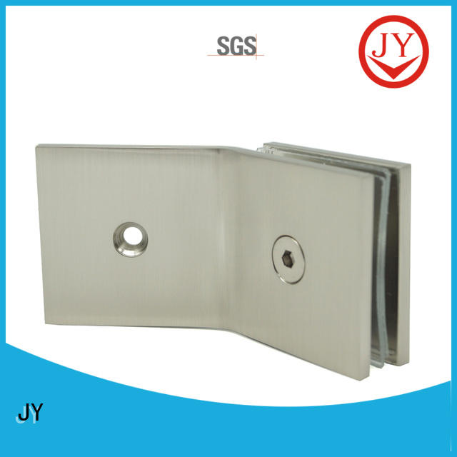 JY glass panel clamps the company for bathroom