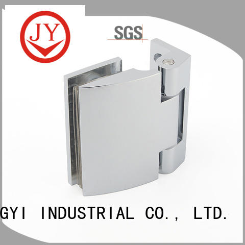 JY shower hinge manufacturer for glass screen