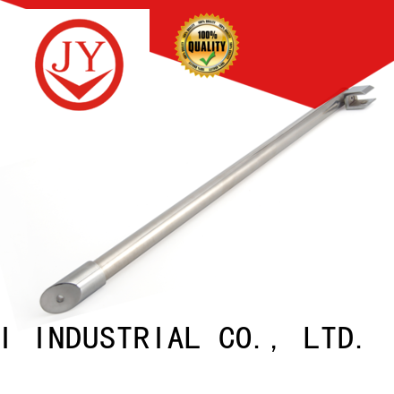 JY double curtain rod brackets Suppliers for glass