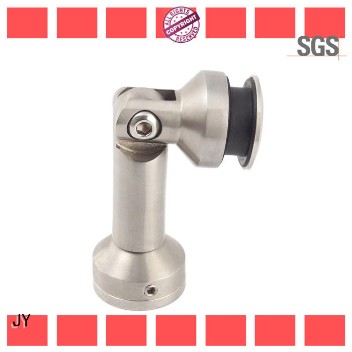 wall glass canopy fittings suppliers JY