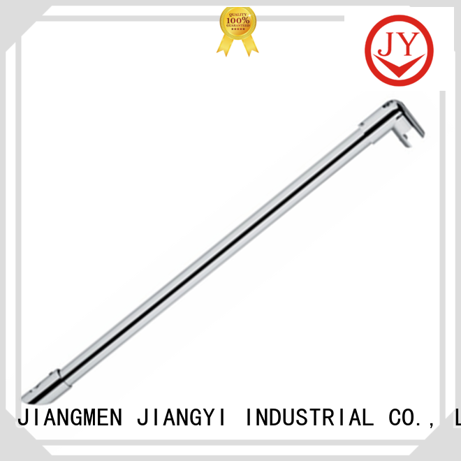JY frameless shower screen support bar factory for glass