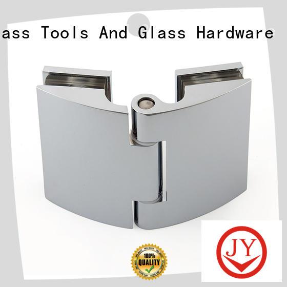 JY glass door hinges price sh754