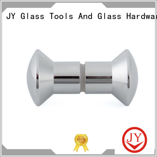 JY commercial door knobs supplier for Bath Screens