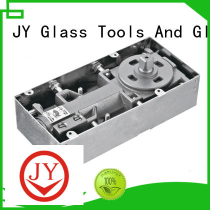 superior glass door floor spring price the company for Glass products