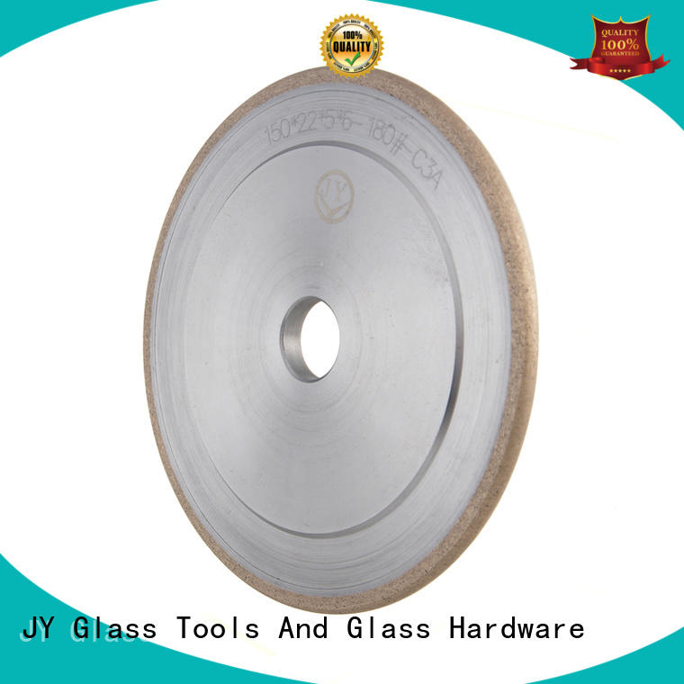 Glass Diamond Peripheral wheel U-shaped diamond wheel with engraved design A-U -ZH