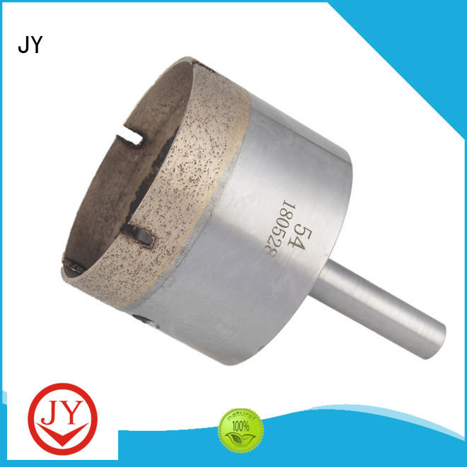 JY Wholesale diamond drill bit for glass Suppliers for building glass