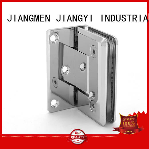 frameless shower door hinges