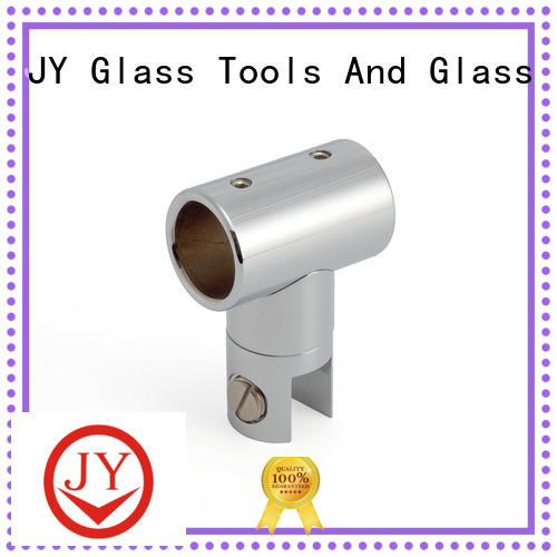 JY stable glass support bar supplier for Glass products