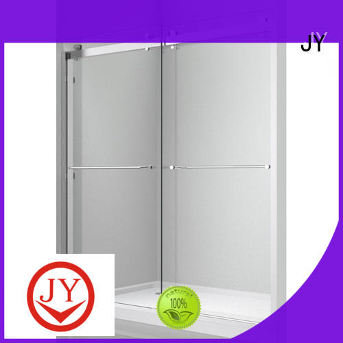 JY modern sliding door hardware Exporter for glass