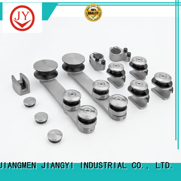 JY glass sliding door hardware China for Glass product