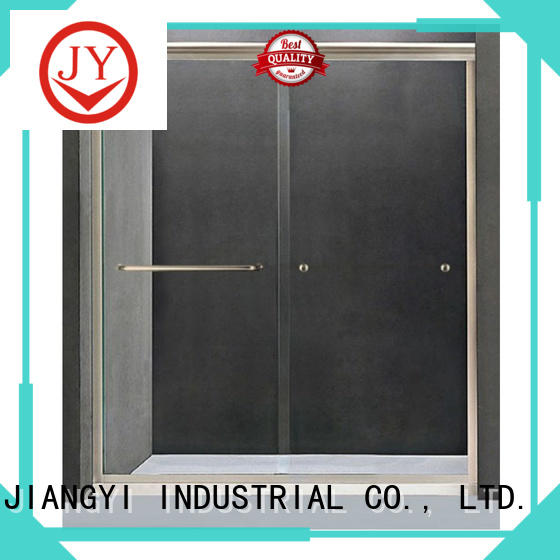 JY first-rate sliding glass door hardware China for glass