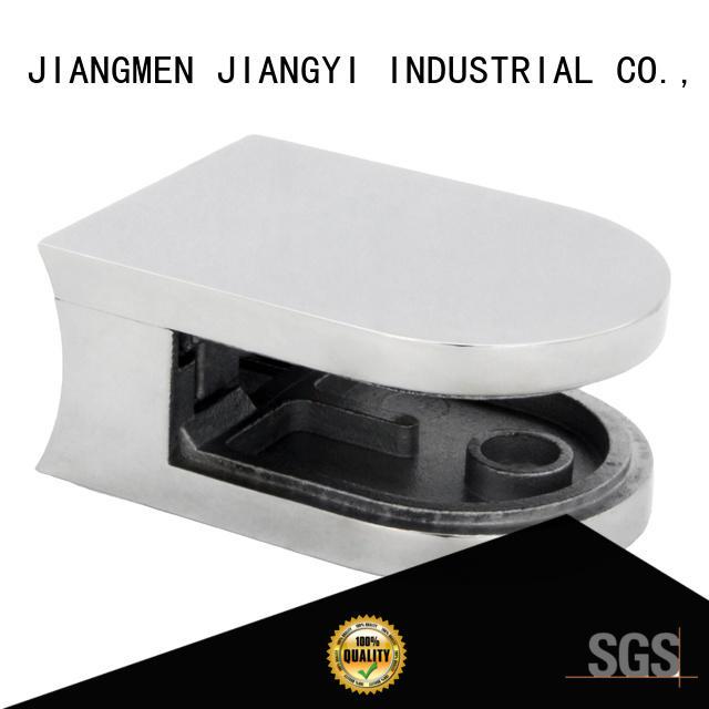 JY gc014r glass railing clamps