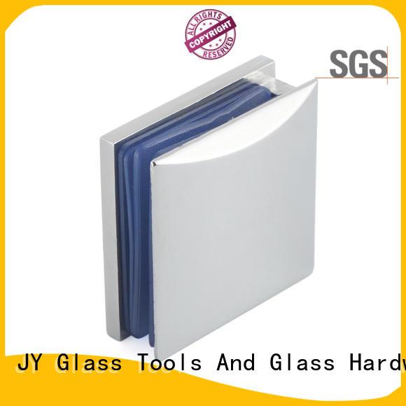 short glass clamp bracket JY