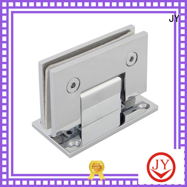 JY glass shower screen hinges