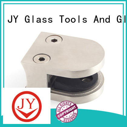 JY wide range of application glass handrail brackets the company for Wet Rooms