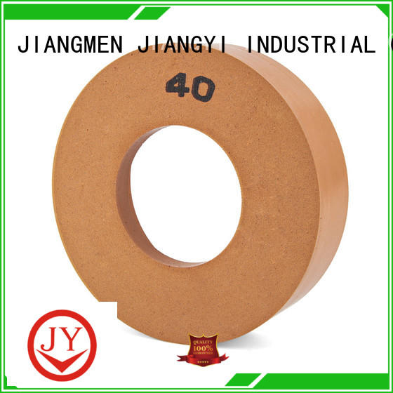 JY diamond polishing wheel process glass furniture for quartzs