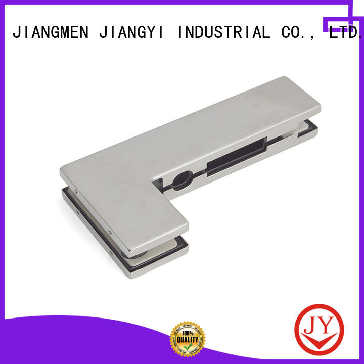 JY high quality top patch fitting Exporter for glass
