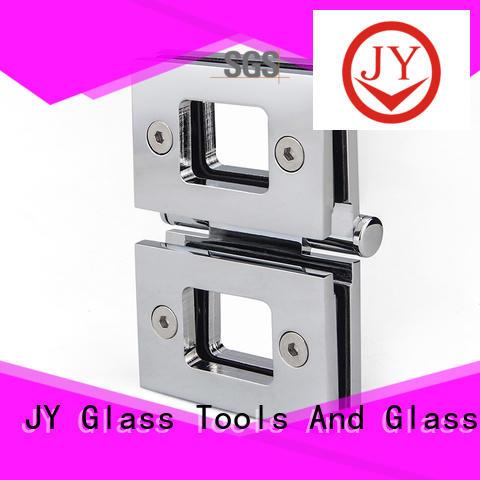 JY door hinge types wholesale for glass screen