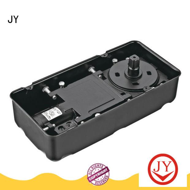 JY floor spring door wholesale for Glass product